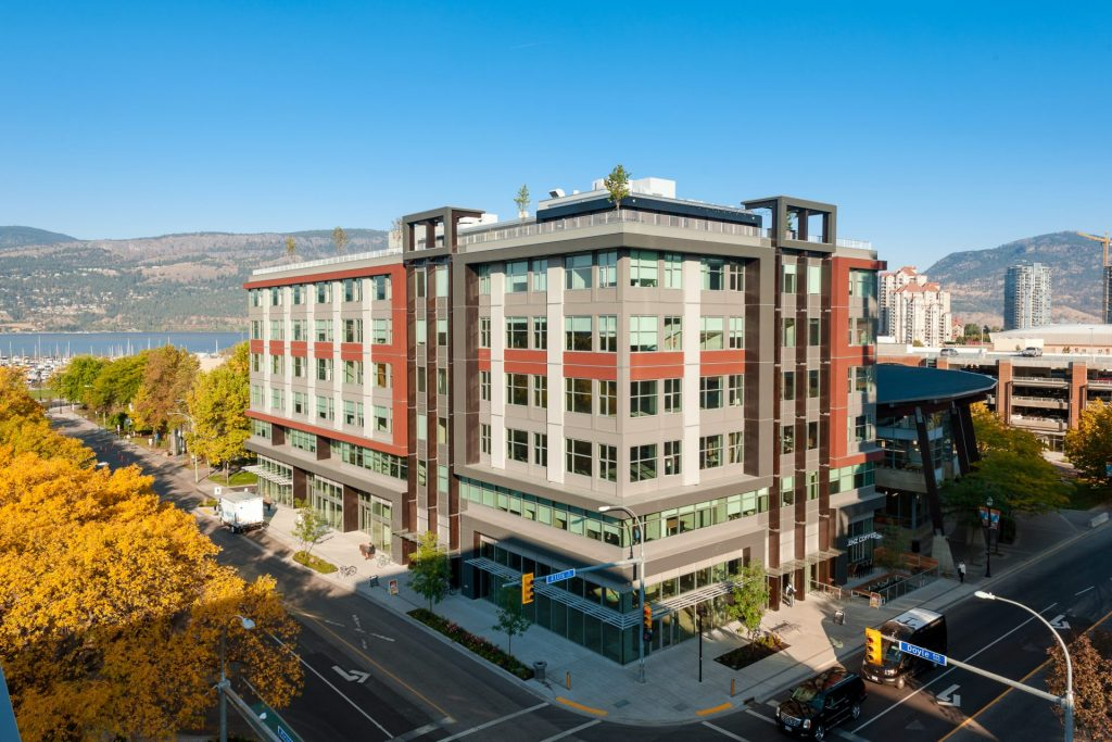 A Look Inside Kelowna's Innovation Centre
